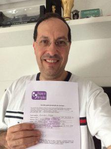 Domenico Gatto prepara biografia para 2017